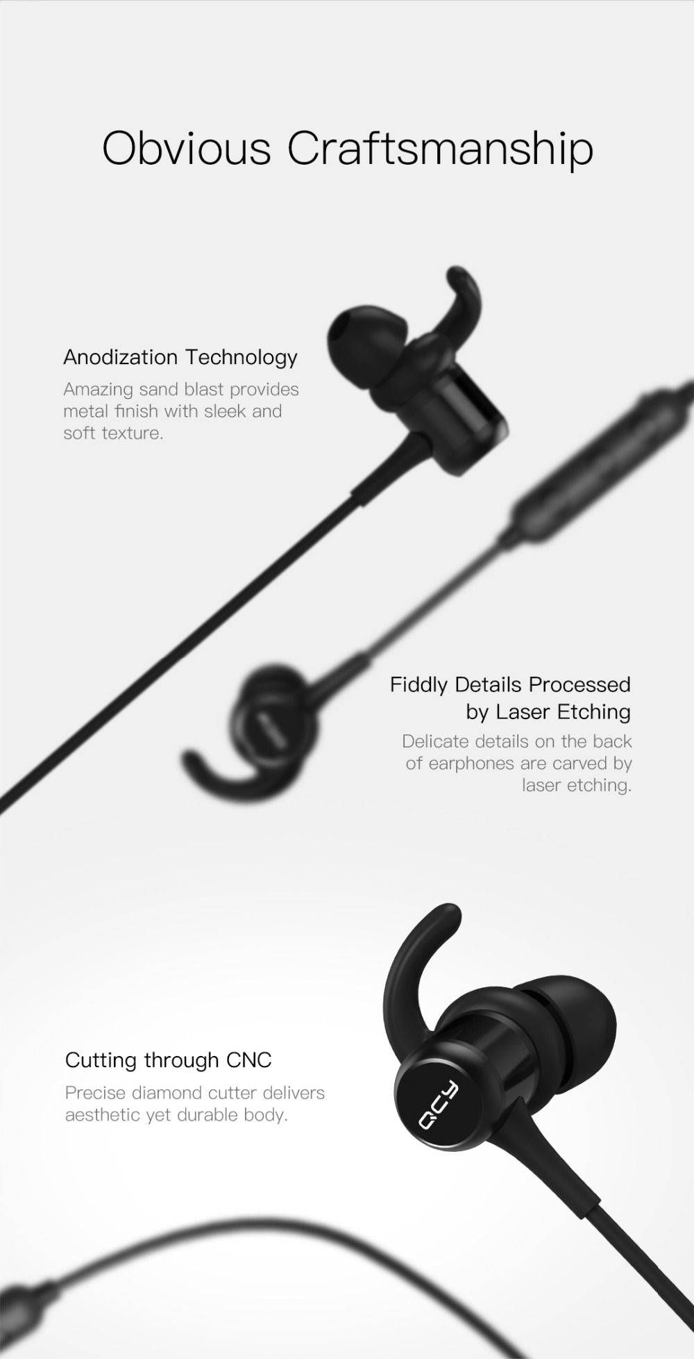 buy qcy m1c earphones