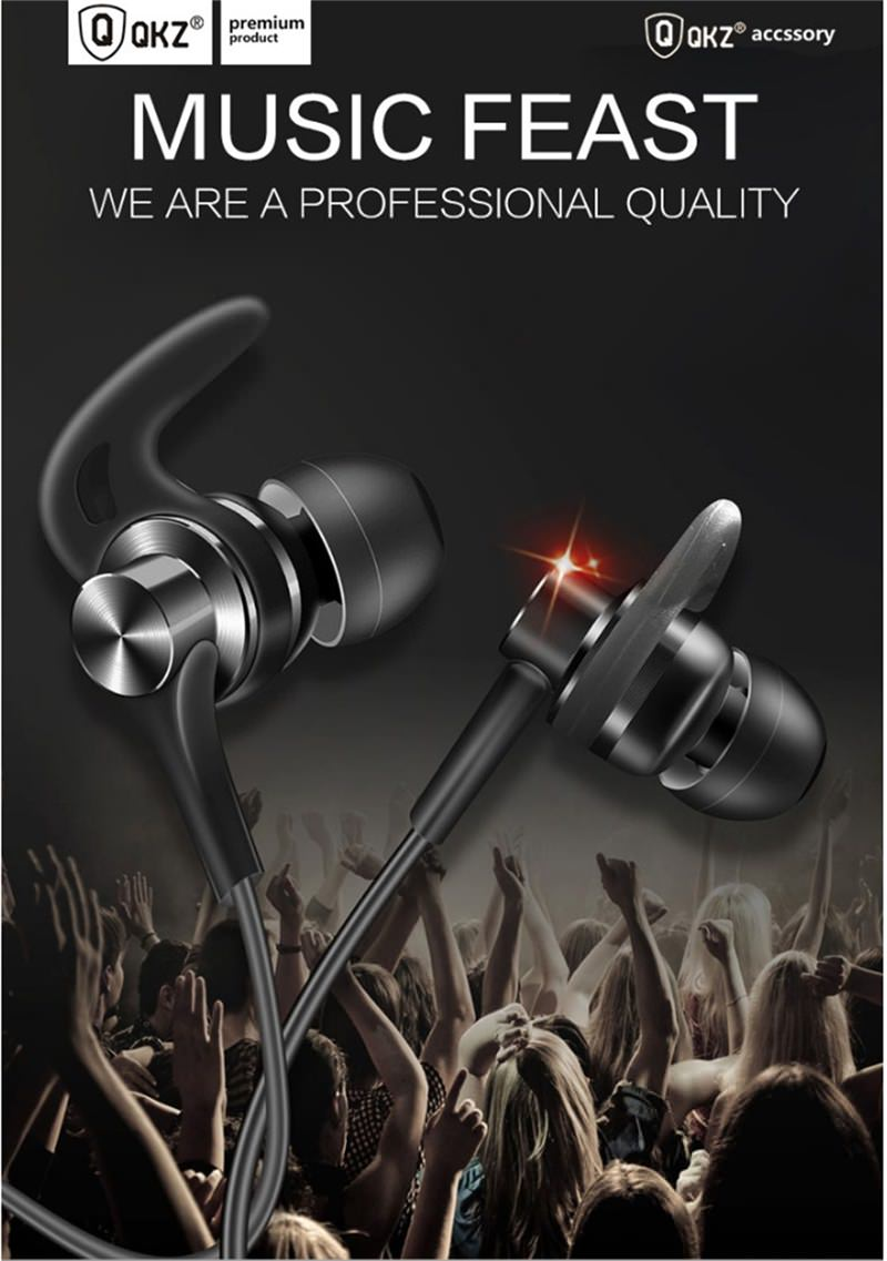 qkz dt1 hifi earphone