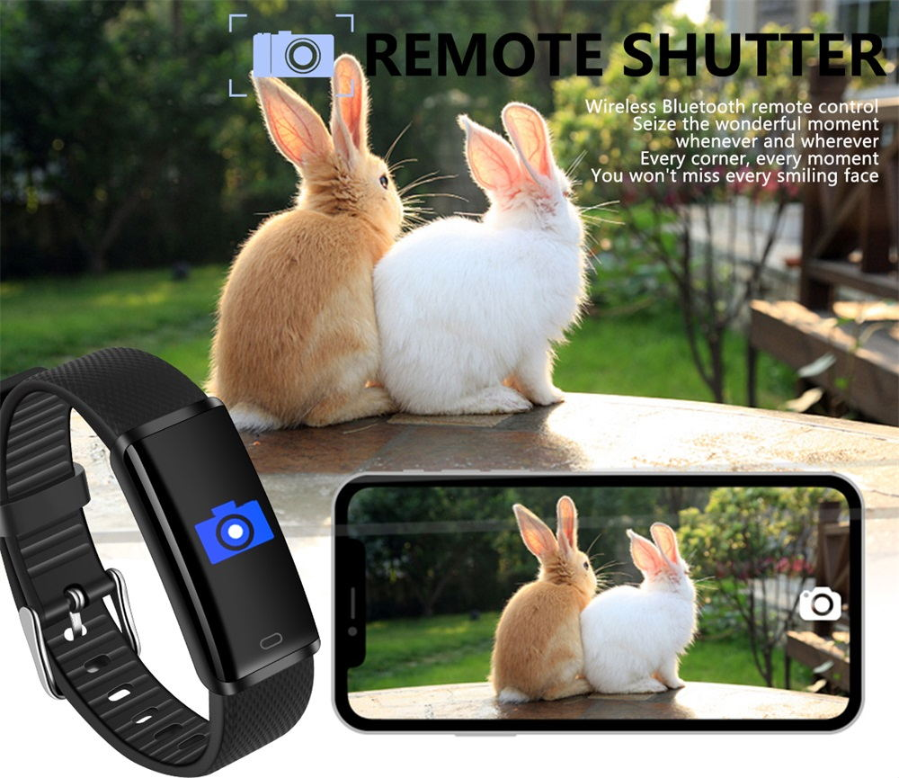buy r9 smart bracelet heart rate monitor