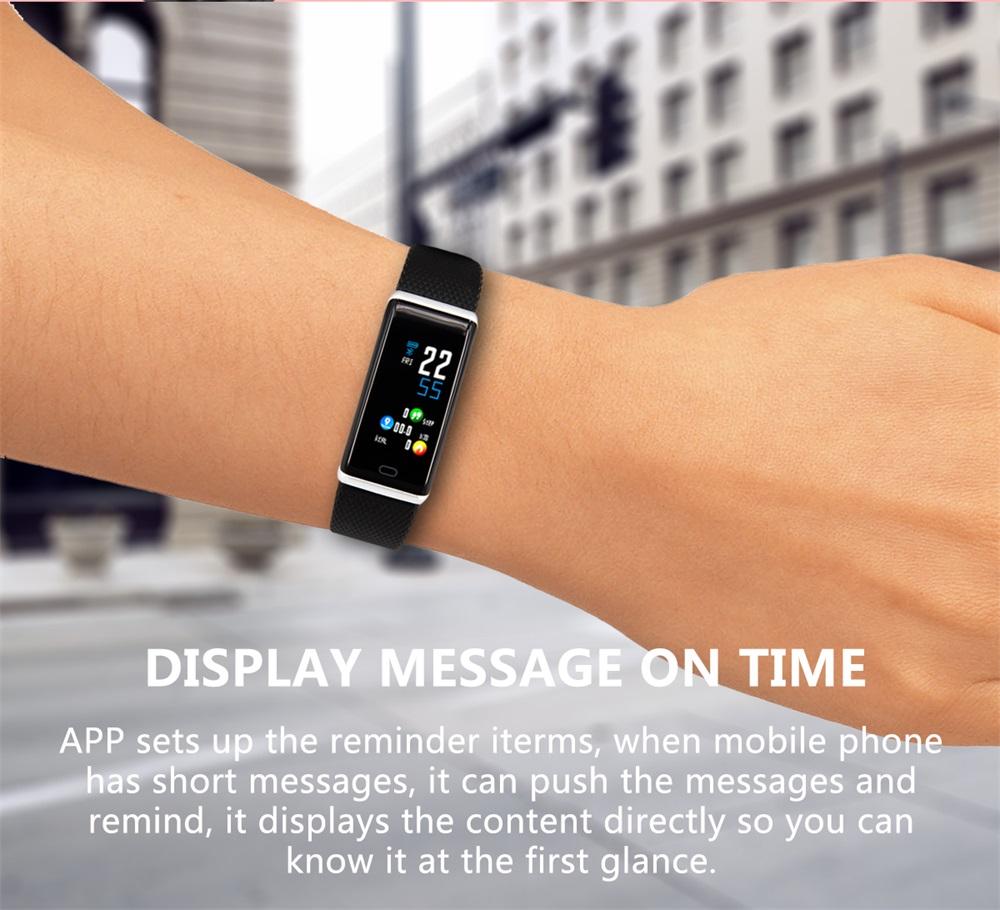 r9 smart bracelet heart rate monitor online