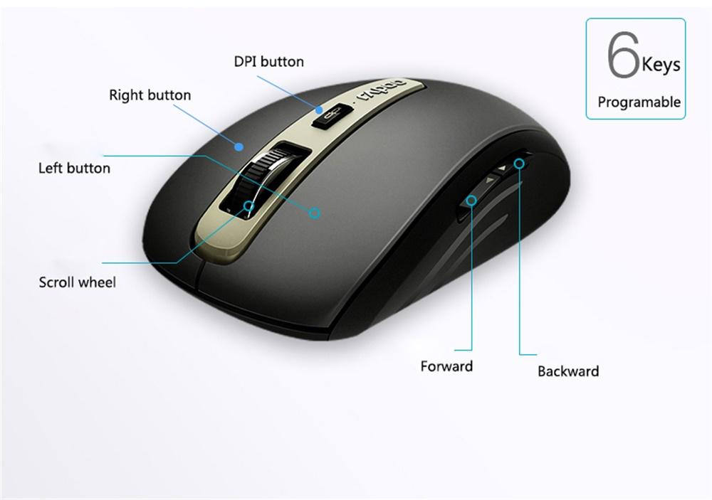 buy rapoo mt350 mouse