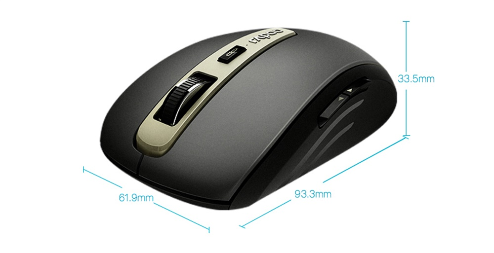 rapoo mt350 mouse for sale