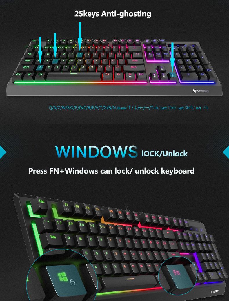 buy rapoo v52s keyboard