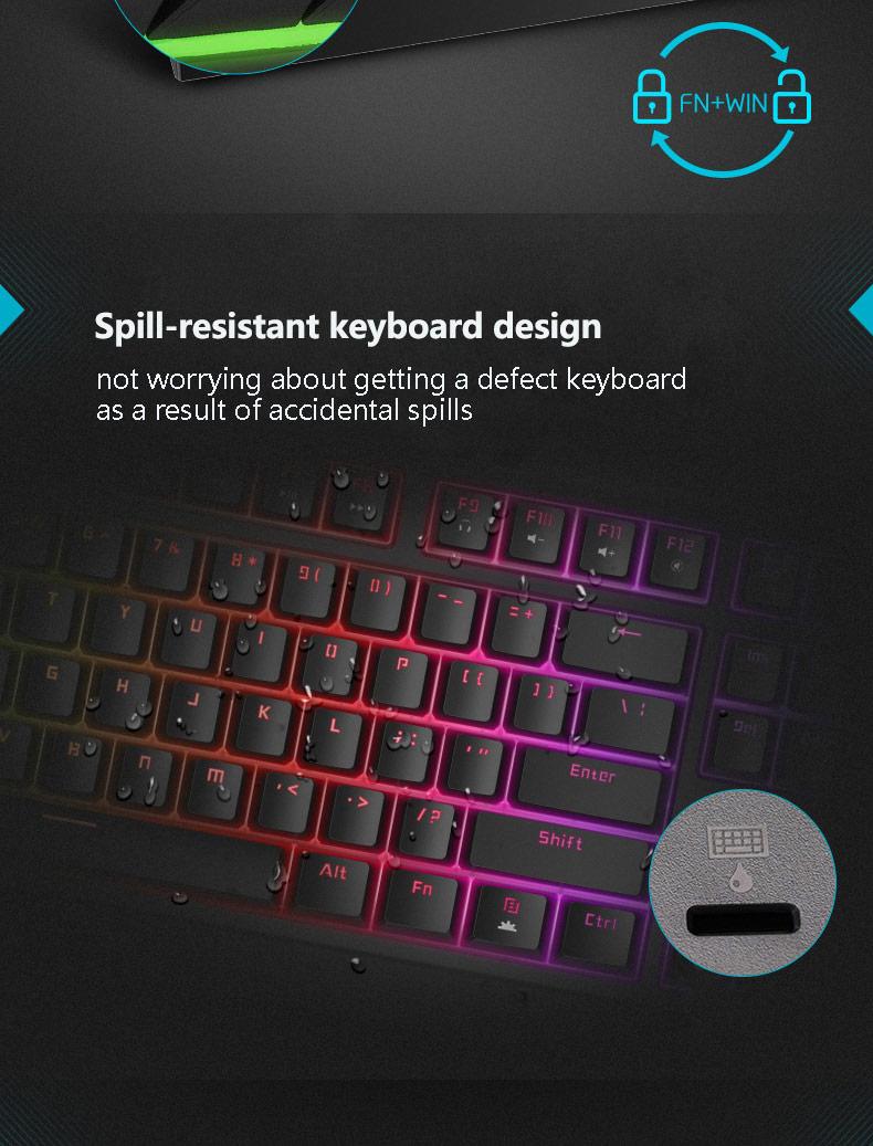 new rapoo v52s keyboard