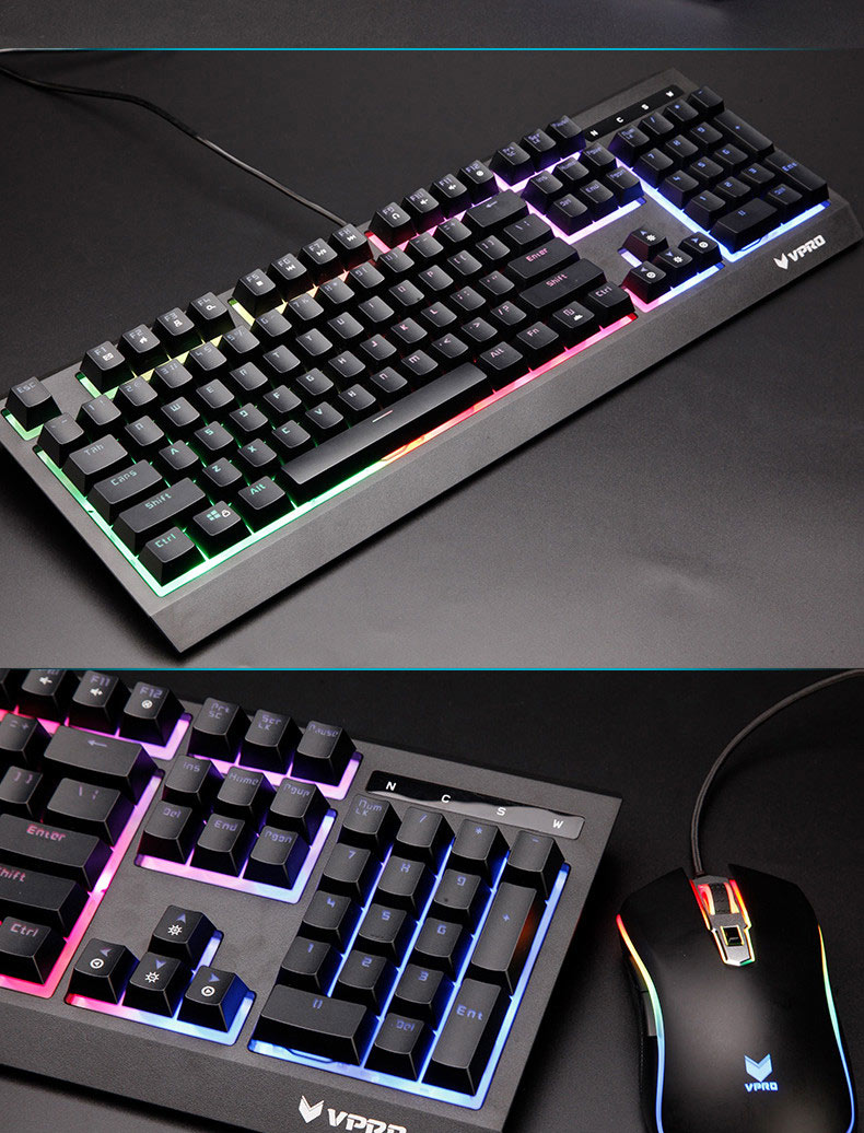 best rapoo v52s keyboard