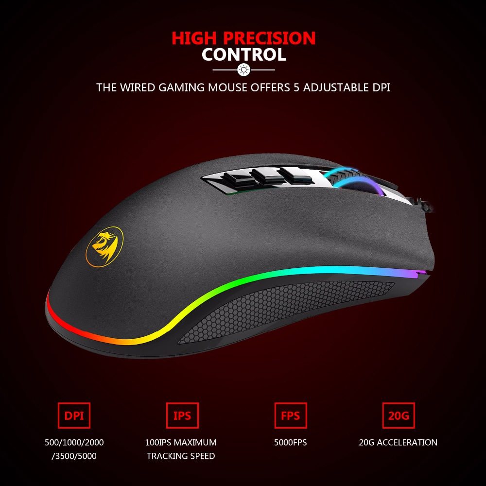 buy redragon m711 mouse