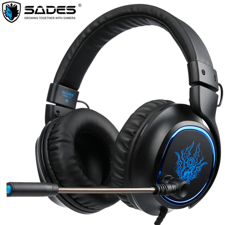 sades r5 gaming headset
