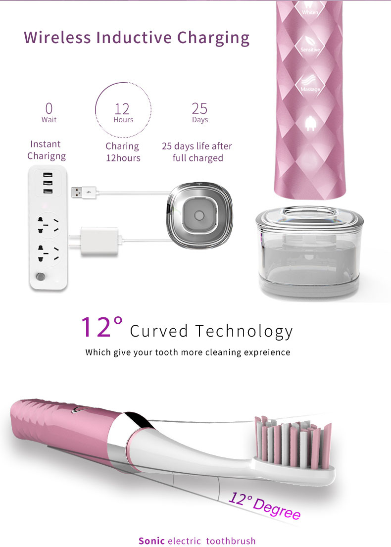 seago s1 sonic electric toothbrush