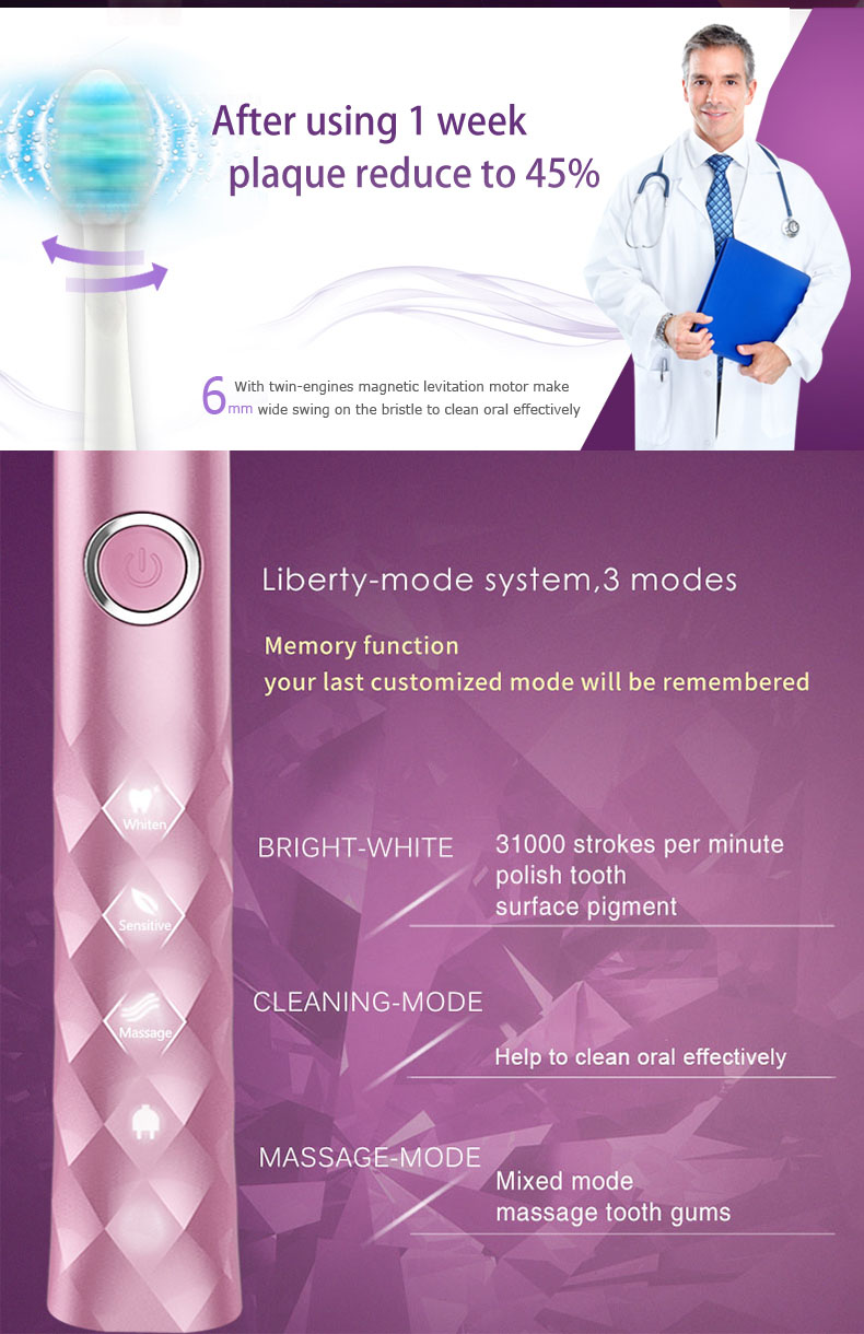 seago s1 electric toothbrush