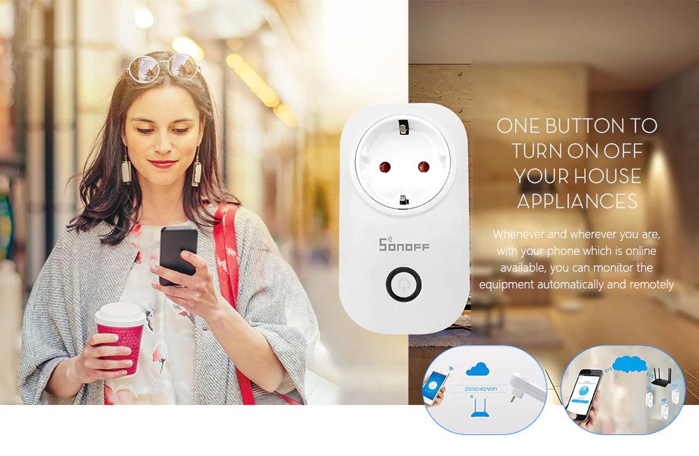 sonoff s20 smart switch socket