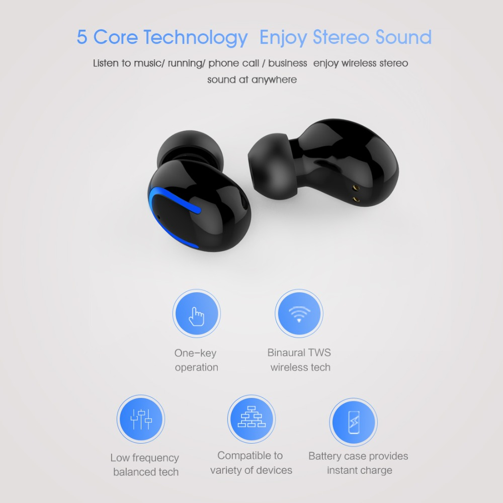 syllable hbq-q13s earphones