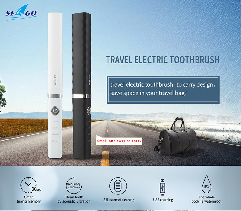 seago sg-515 sonic electric toothbrush