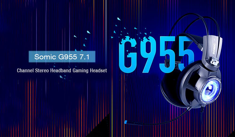 somic g955 gaming headset