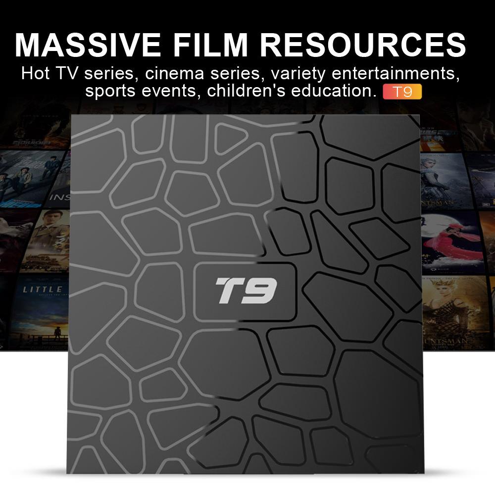 Sunvell T9 TV Box 4GB RAM 32GB ROM