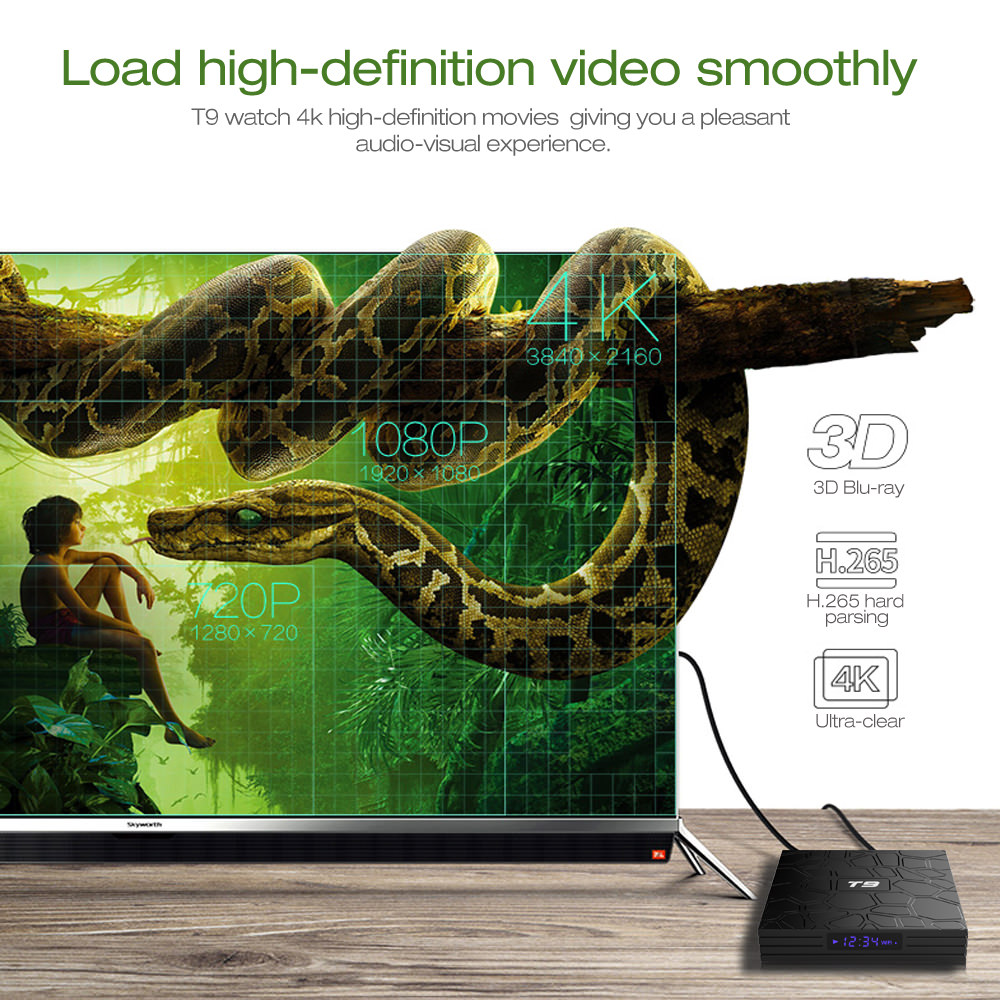 sunvell t9 android tv box