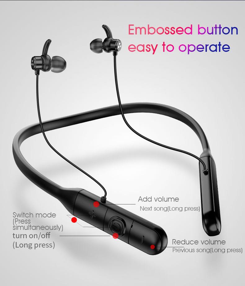 syllable q3 earphone