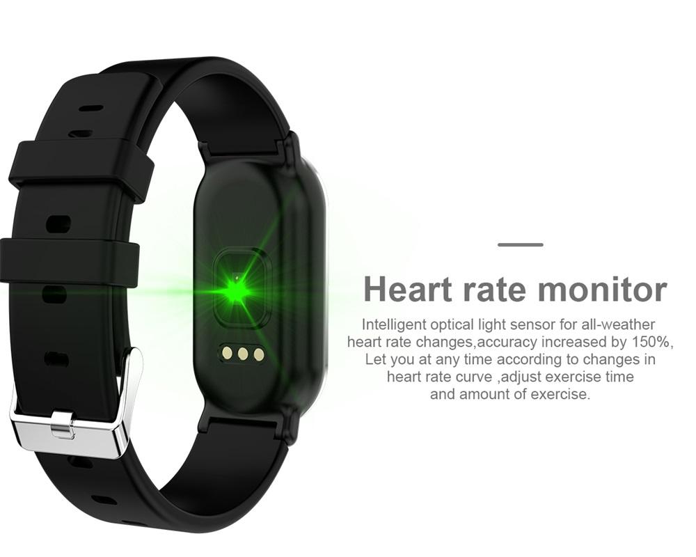 new t1 smart wristband
