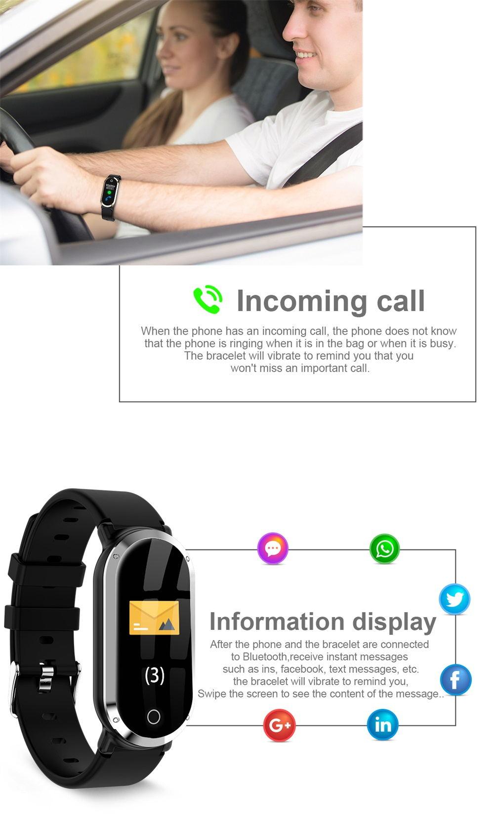 t1 smart wristband price