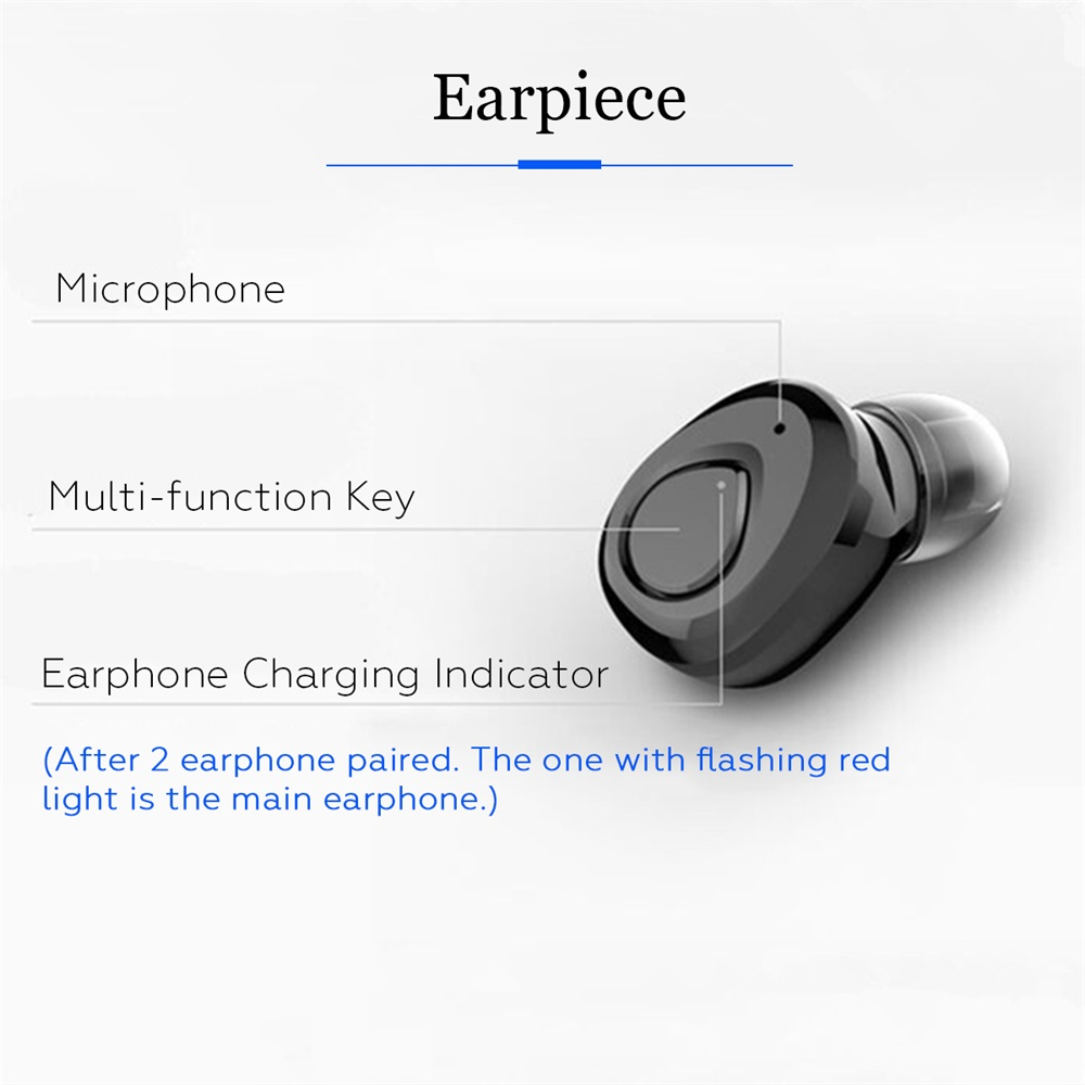 x18 tws wireless bluetooth earphones online
