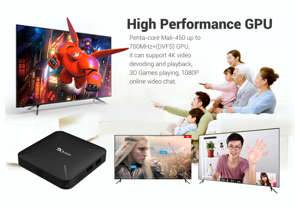 tanix tx3 mini l 4k tv box