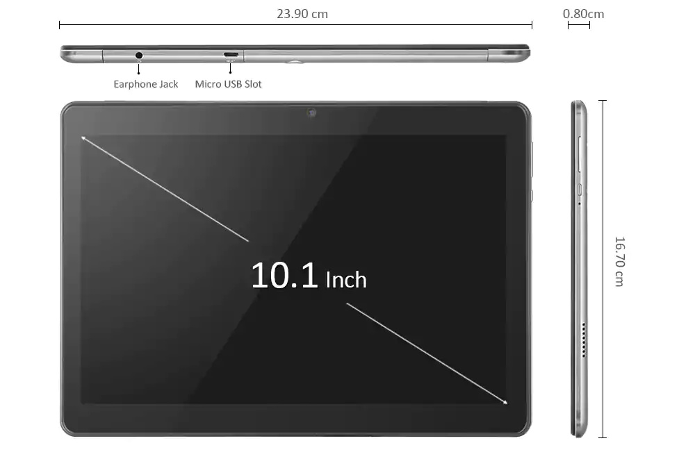 new teclast 4g tablet pc
