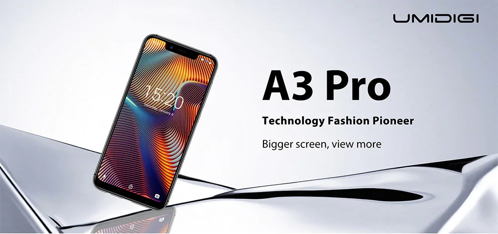 umidigi a3 pro 4g smartphone 16gb