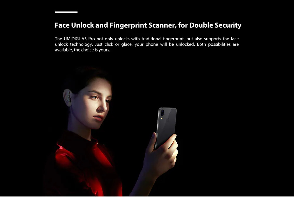 best umidigi a3 pro smartphone 16gb