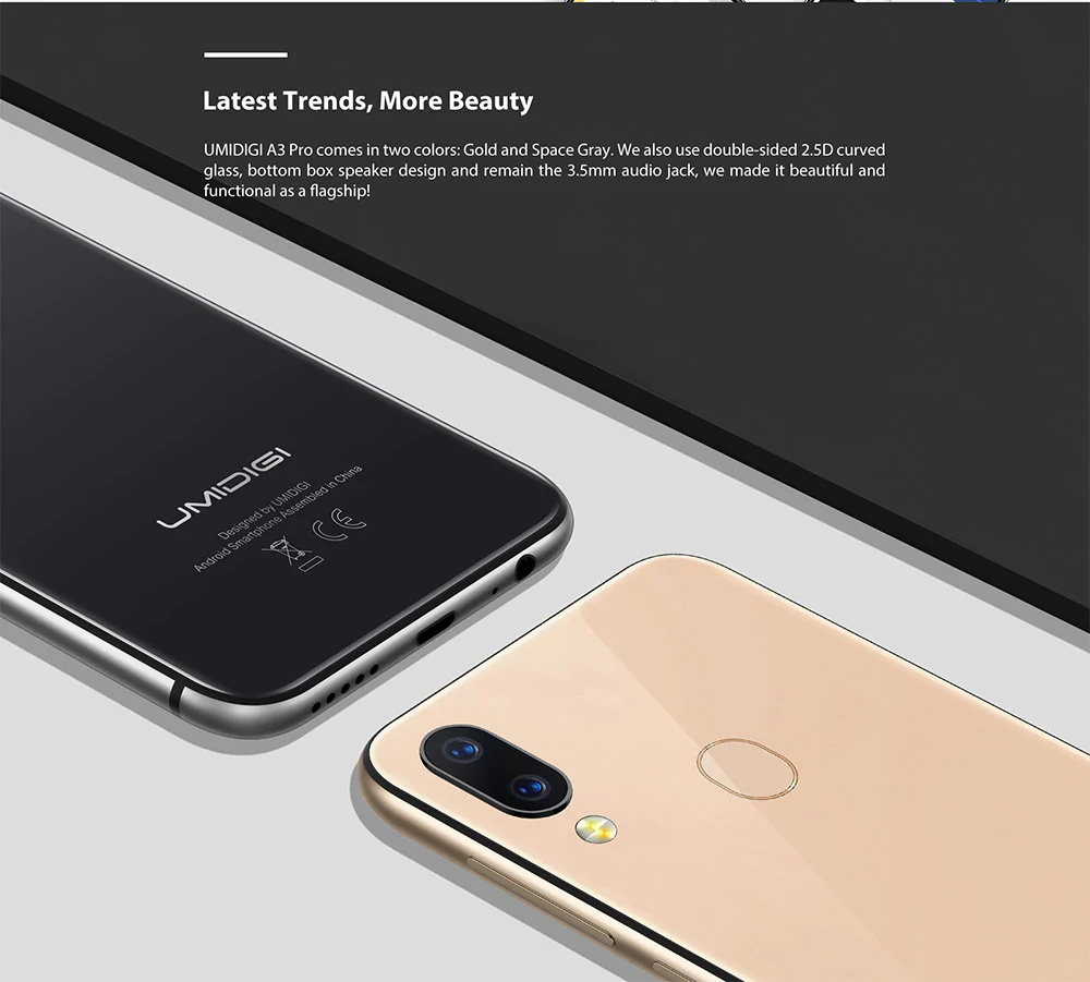 buy umidigi a3 pro android smartphone