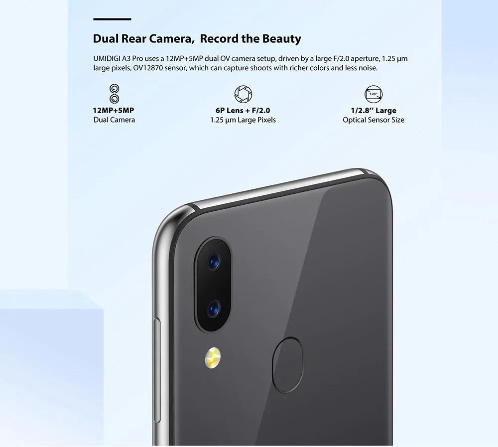 umidigi a3 pro smartphone for sale