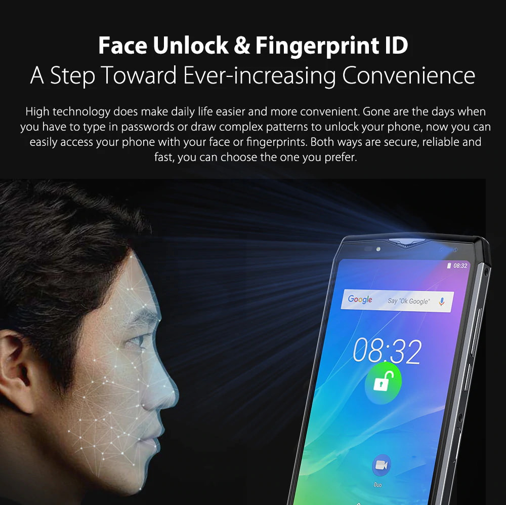 ulefone power 5s smartphone online