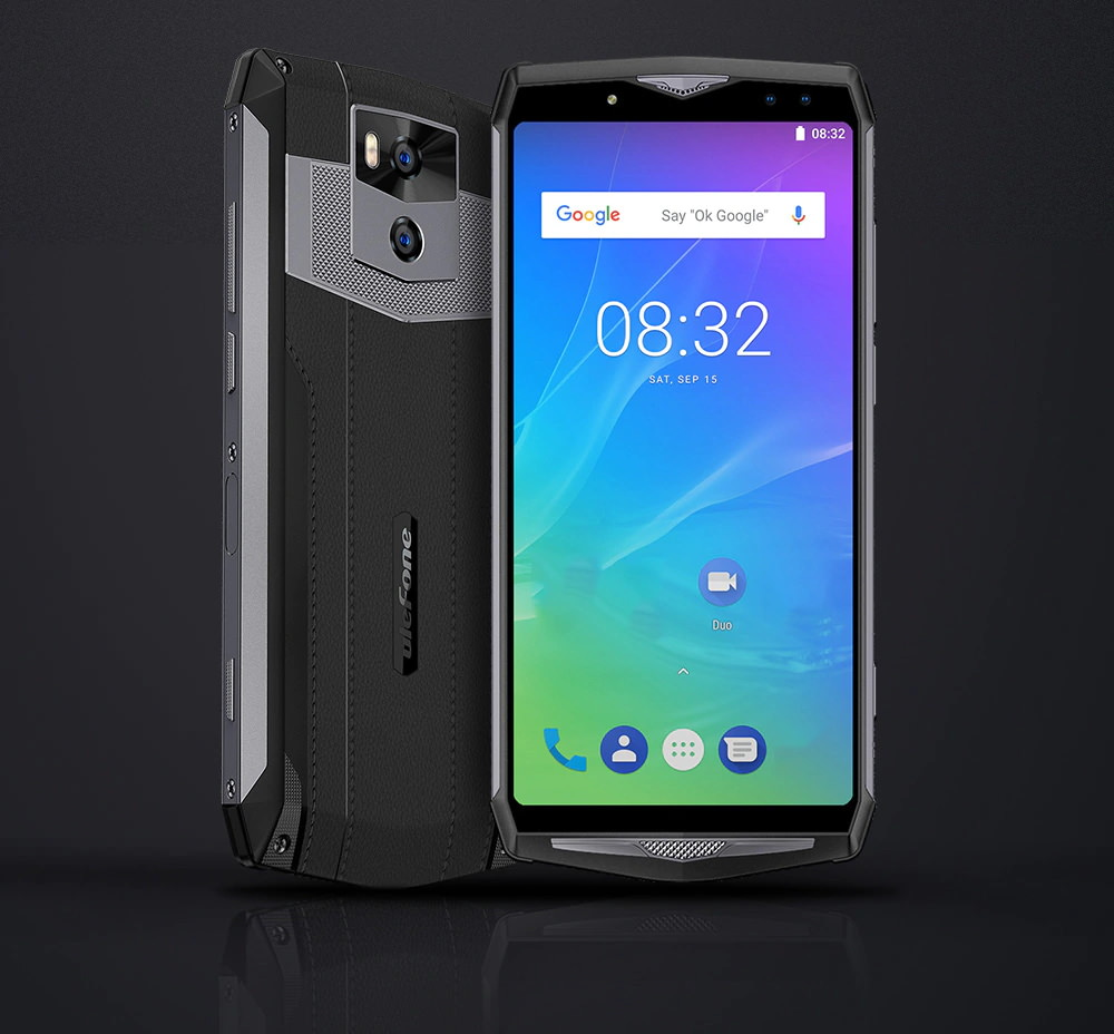 ulefone power 5s smartphone