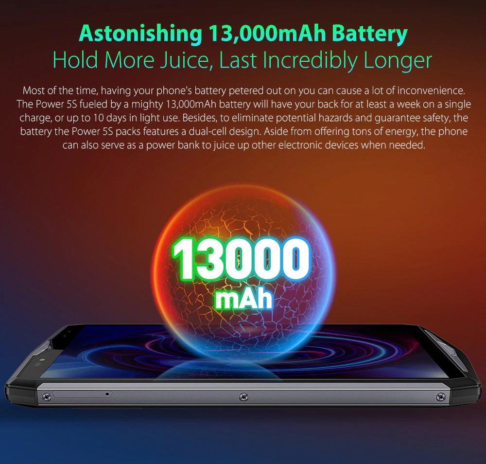 buy ulefone power 5s smartphone