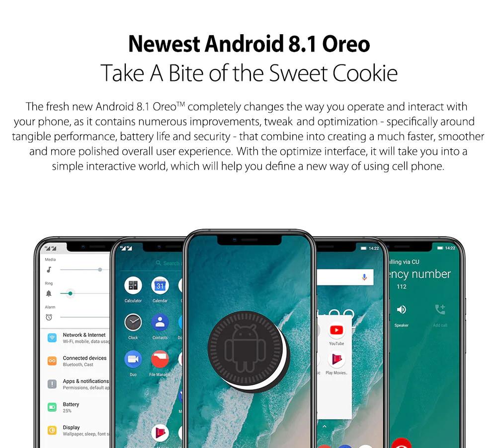 ulefone x 4g smartphone online