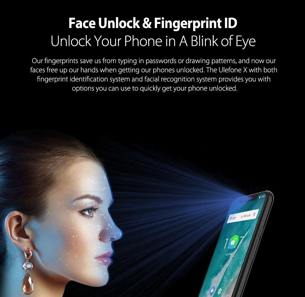 buy ulefone x 4g smartphone