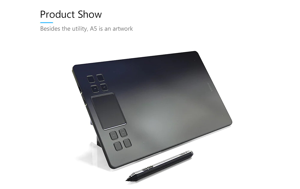 veikk a50 digital drawing tablet