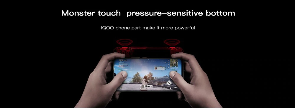 vivo iqoo smartphone de 128 gb