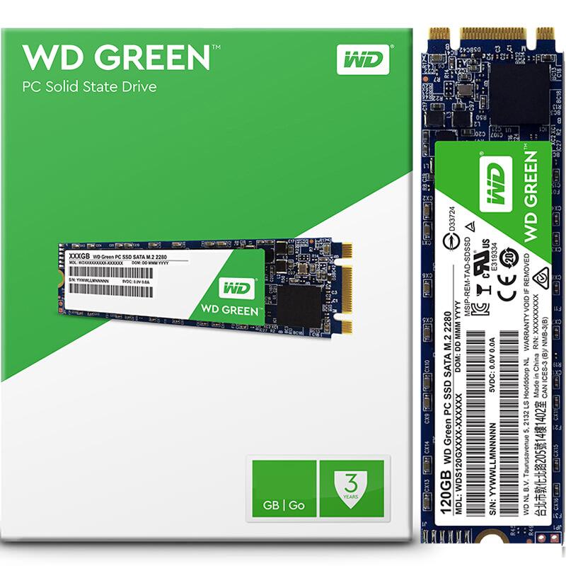 wd green m.2 2280 ssd