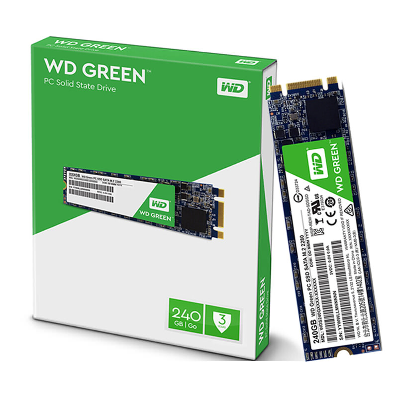 buy wd green m.2 2280