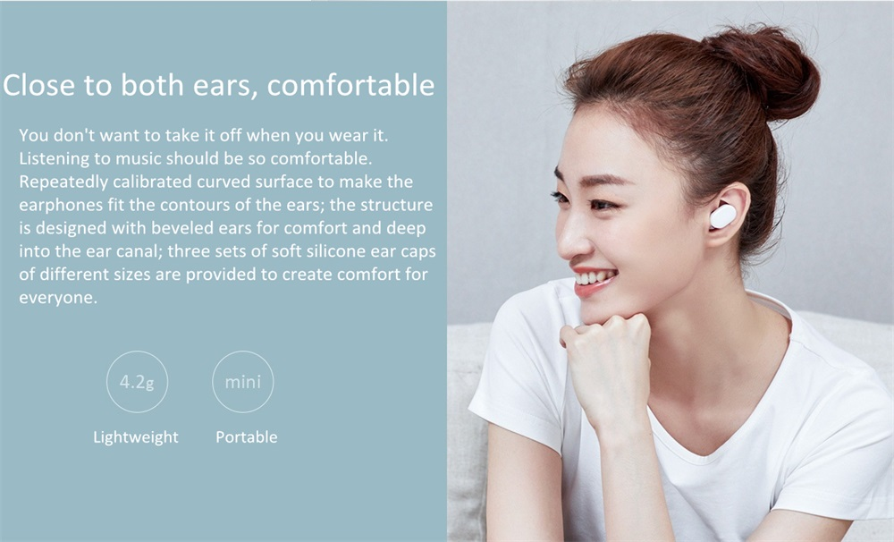xiaomi airdots tws earphone price