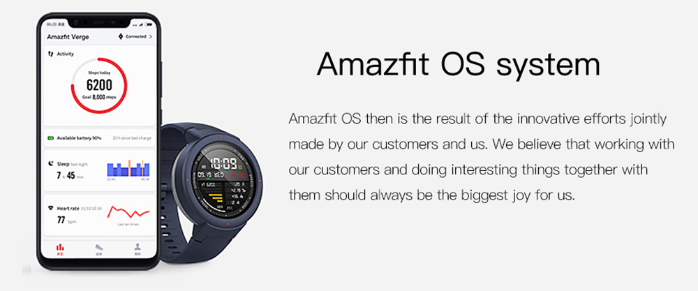 best xiaomi amazfit verge smartwatch