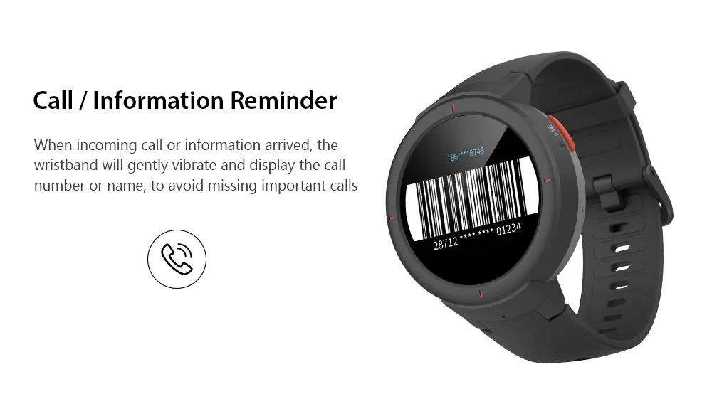 xiaomi amazfit verge smartwatch price