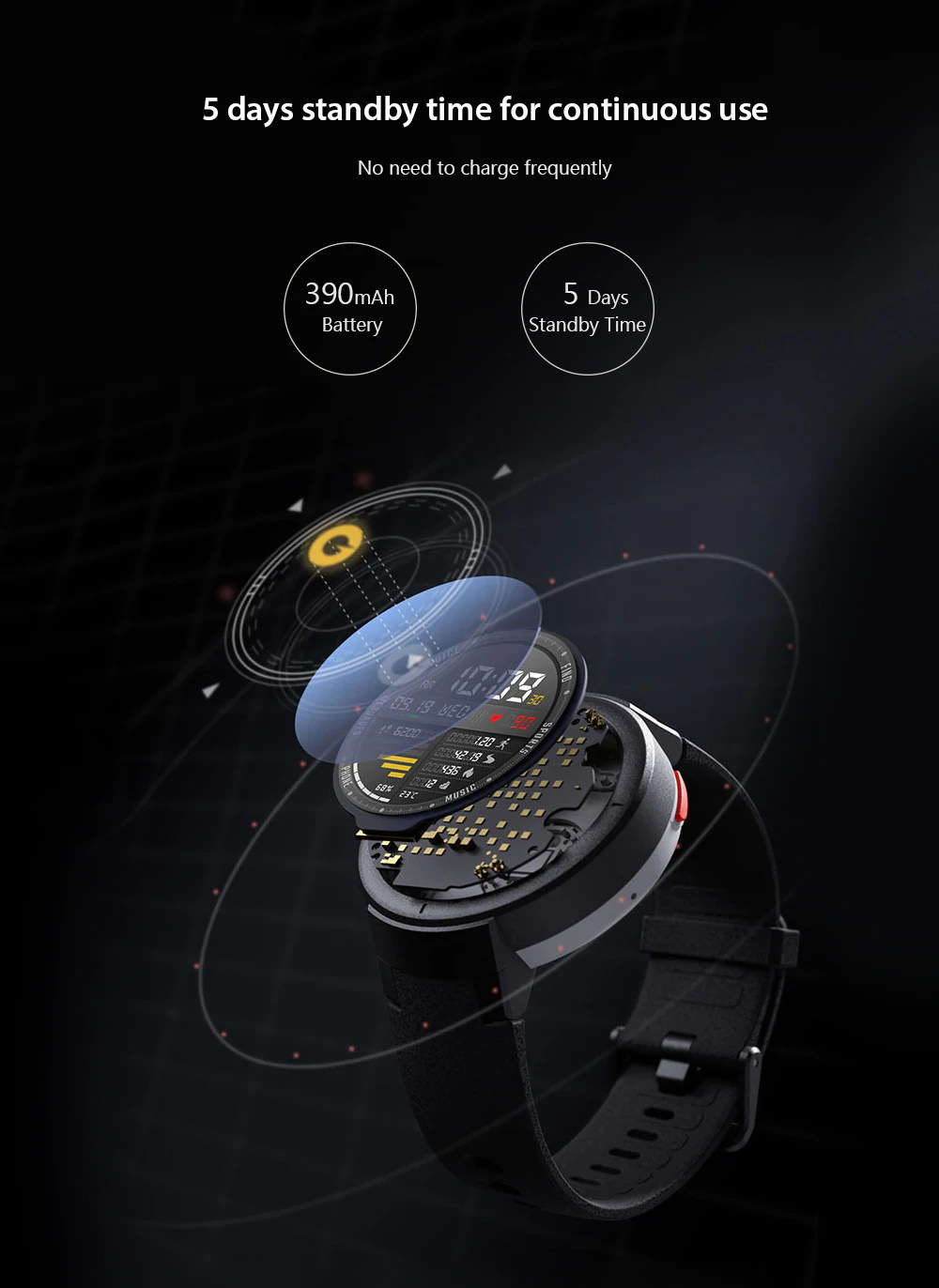 buy amazfit verge smartwatch