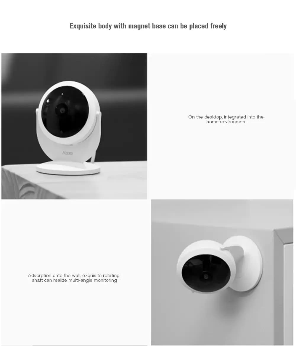 best aqara smart ip camera