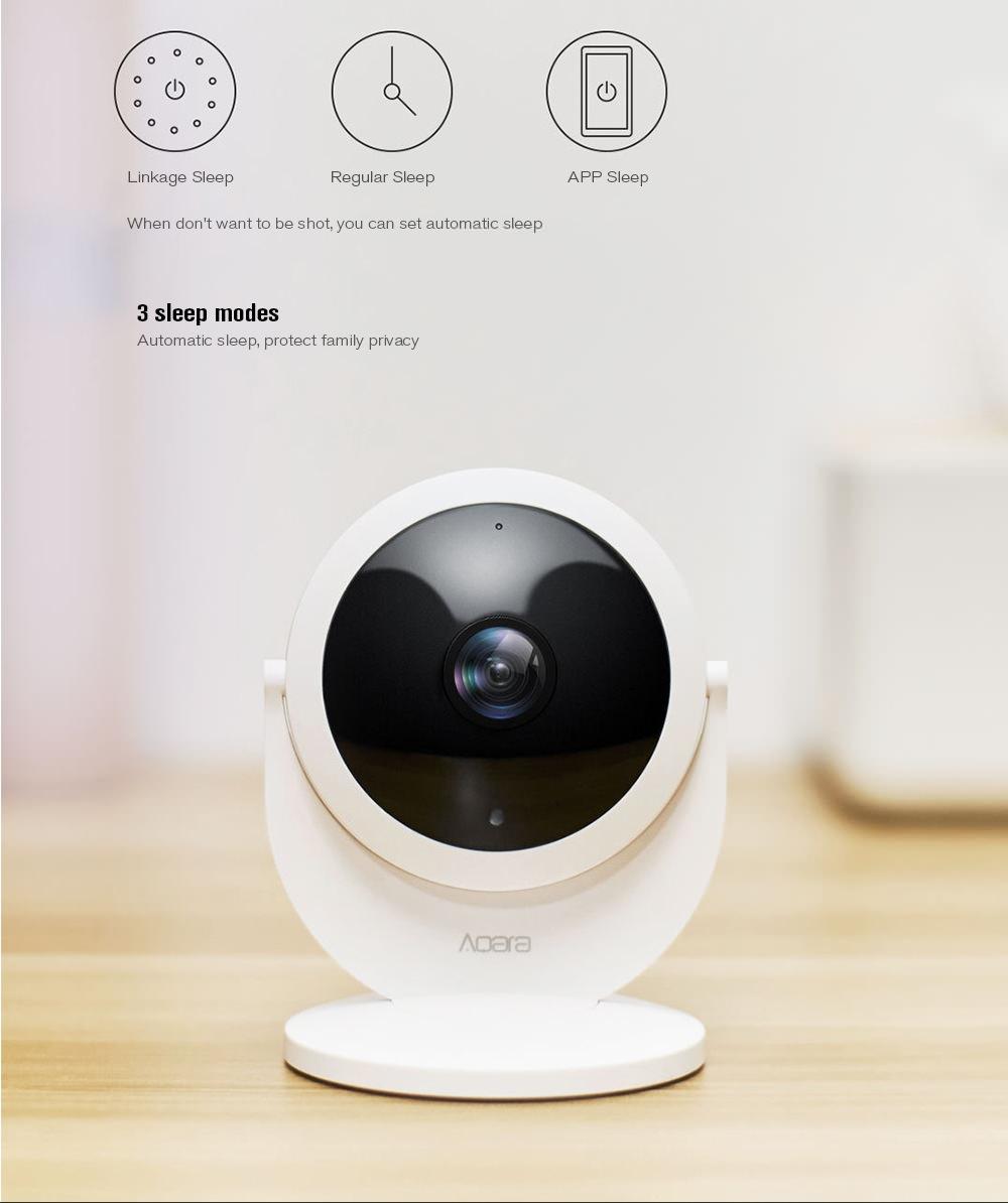 xiaomi aqara smart ip camera