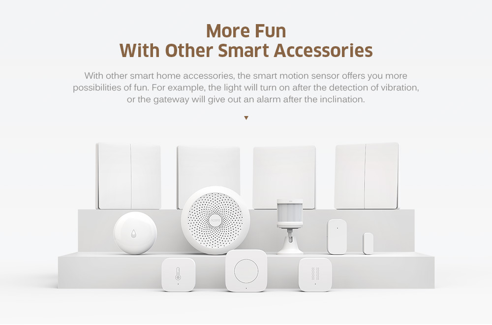 cheap xiaomi smart motion sensor