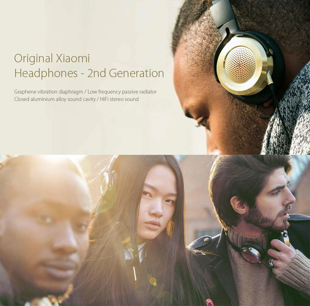 xiaomi headphones 2nd generation