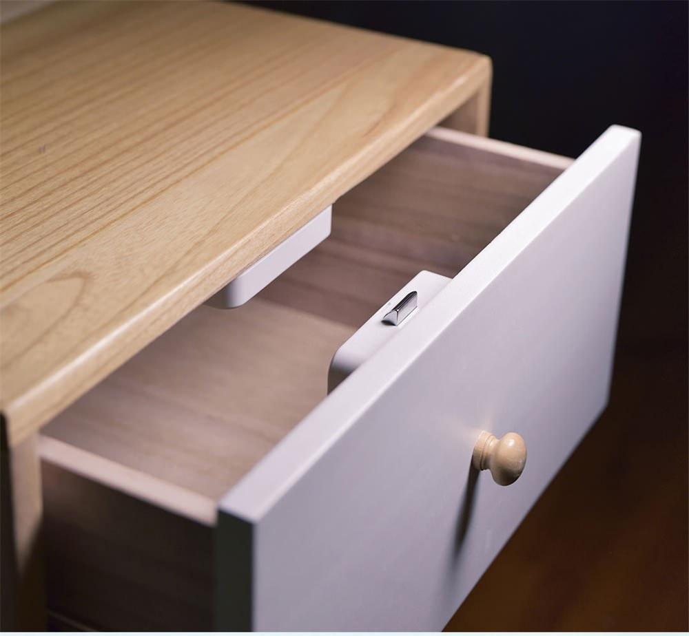 mijia smart drawer cabinet lock