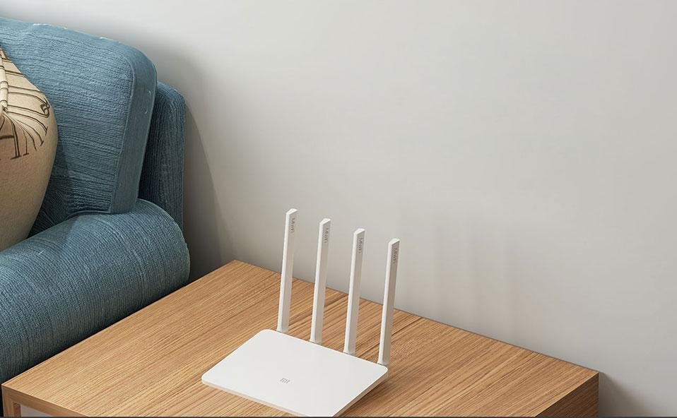 xiaomi 3a wireless router price