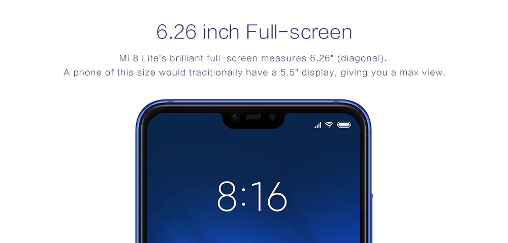 XIAOMI Mi 8 Lite Global Coupon For Low Price! 8