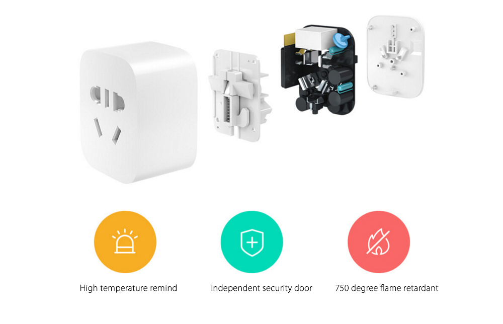 xiaomi smart socket price